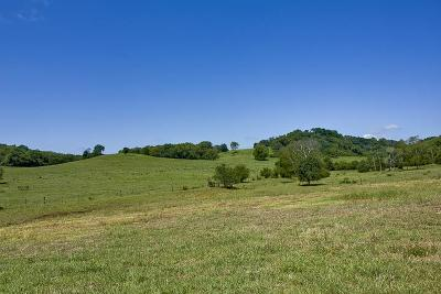 Thompsons Station  Residential Lots & Land Under Contract - Showing: 4886 Harpeth-Peyt Rd