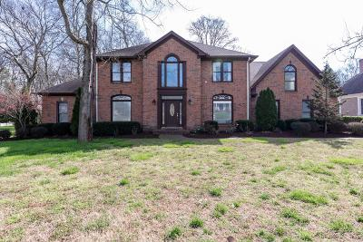 Murfreesboro Single Family Home Under Contract - Not Showing: 3022 Saint Johns Dr