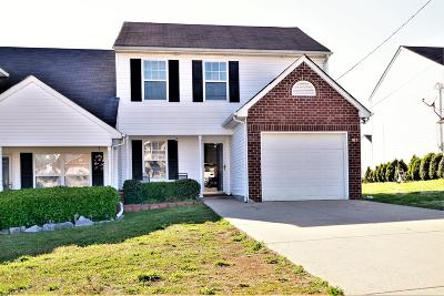 Smyrna Single Family Home Under Contract - Not Showing: 815 Chilhowee Ct