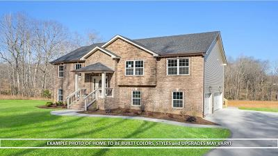 Clarksville Single Family Home Active Under Contract: 1 Harvest Hills (Tract 1)