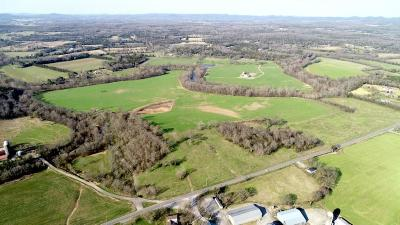 Murfreesboro Residential Lots & Land Under Contract - Not Showing: Halls Hill Pike