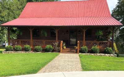 Houston County, Montgomery County, Stewart County Single Family Home Active Under Contract: 182 Lakeshore Cir