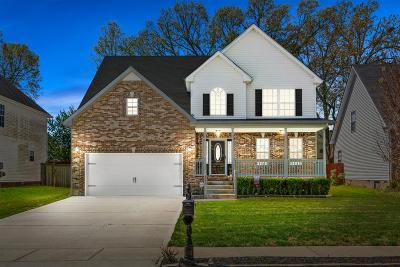 Clarksville Single Family Home For Sale: 2988 Brewster Dr