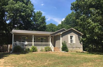 Nunnelly Single Family Home Under Contract - Showing: 8556 Oak Springs Rd