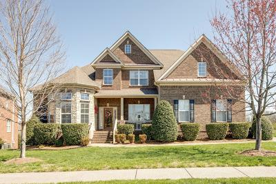 Spring Hill Single Family Home For Sale: 1708 Stoney Hill Ln