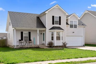 Arbour Greene South Single Family Home Under Contract - Showing: 3663 Cindy Jo Dr S