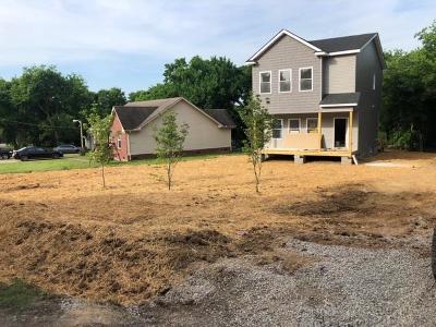 Nashville Single Family Home For Sale: 4064 Cedar Cir