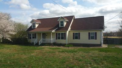 Single Family Home For Sale: 4274 Hwy 41-A N