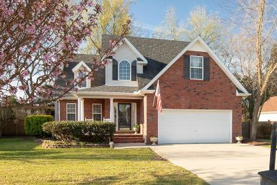 Murfreesboro TN Single Family Home Under Contract - Not Showing: $250,000
