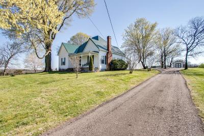 Mount Juliet Single Family Home For Sale: 6275 Beckwith Rd