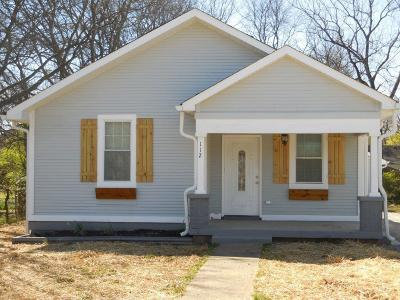 Nashville Multi Family Home Under Contract - Not Showing: 112 Lucile St