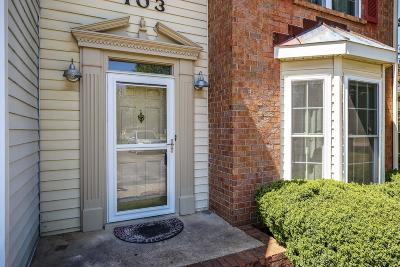 Smyrna Condo/Townhouse Under Contract - Showing: 103 Stokes Dr