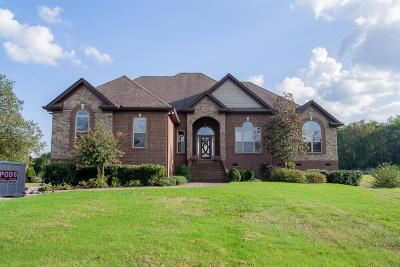 Lebanon Single Family Home Under Contract - Not Showing: 808 Stonebrook Dr