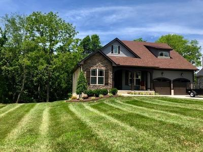 Springfield Single Family Home Under Contract - Showing: 2112 Savage Creek Dr