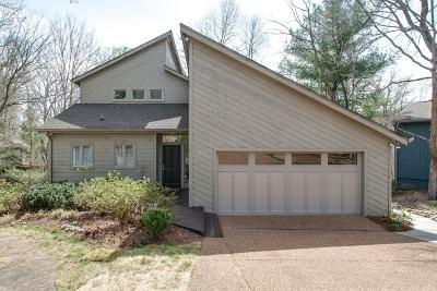 Bellevue Single Family Home Under Contract - Showing: 221 Harpeth Wood Dr