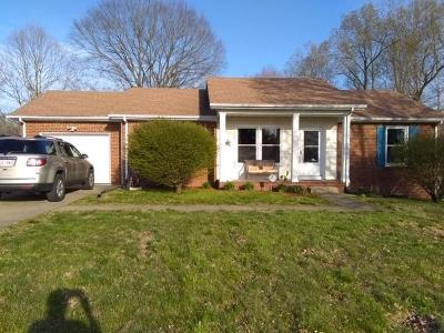 Clarksville Single Family Home For Sale: 1310 Hand Dr