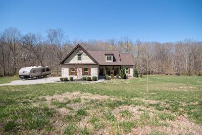 Greenbrier Single Family Home Under Contract - Not Showing: 2540 Distillery Rd