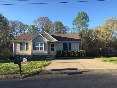 Bon Aqua, Burns, Charlotte, Cumberland Furnace, Dickson, Lyles, Vanleer, White Bluff Rental Under Contract - Not Showing: 1008 Corlew