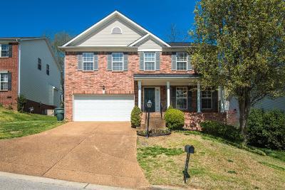 Nashville Single Family Home For Sale: 7440 Kreitner Dr