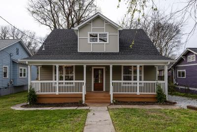 Inglewood Single Family Home Under Contract - Showing: 1110 Chester Ave
