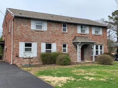 Nashville Single Family Home For Sale: 696 Harding Pl