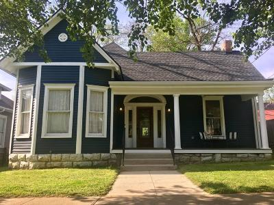 Franklin Single Family Home For Sale: 708 W Main St