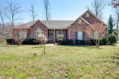 Dickson TN Single Family Home Under Contract - Showing: $349,900