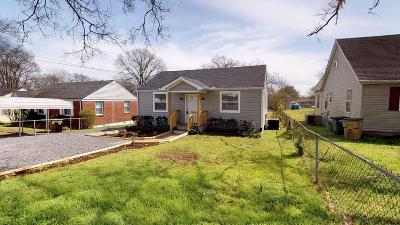 Madison Single Family Home For Sale: 404 Elm St