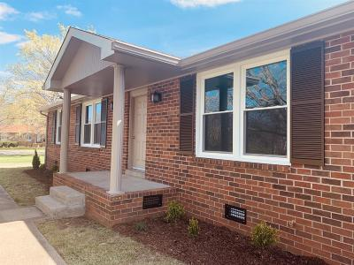 Hendersonville Multi Family Home Under Contract - Not Showing: 142 Iris Dr
