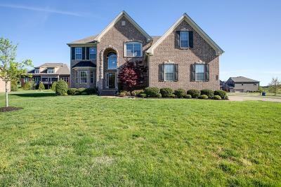 Nolensville Single Family Home Under Contract - Showing: 2076 Eucalyptus Way