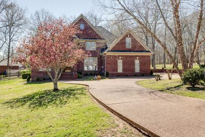 Shelbyville Single Family Home Under Contract - Not Showing: 311 Hilltop Dr.