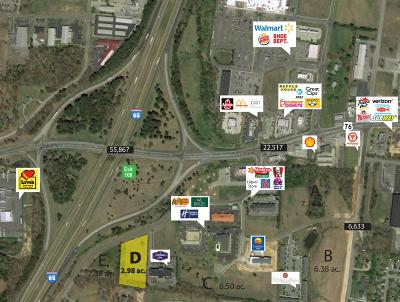 Robertson County Commercial For Sale: Hester Dr.