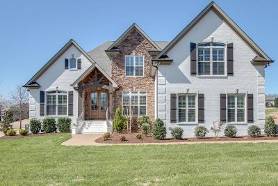 Lebanon Single Family Home For Sale: 514 Glenway Cv