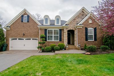 Nolensville Single Family Home Under Contract - Showing: 198 Lodge Hall Rd