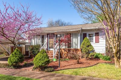 Old Hickory Single Family Home For Sale: 1404 Clarke St