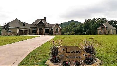 Cookeville Single Family Home For Sale: 3520 Seven Springs Rd