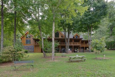 Summertown Single Family Home For Sale: 511 Covered Bridge Ln