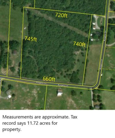 Wilson County Residential Lots & Land For Sale: Rogers Ln