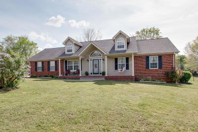 Single Family Home Under Contract - Not Showing: 1306 River Rock Blvd
