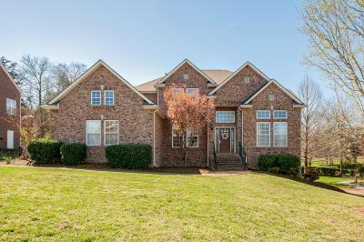 Brentwood Single Family Home Under Contract - Showing: 505 Clearwater Dr