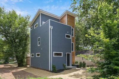 Nashville Single Family Home For Sale: 1044 A 2nd Ave. South