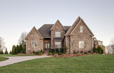 Brentwood Single Family Home Under Contract - Not Showing: 1496 Stephanie Ct