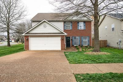 Franklin Single Family Home For Sale: 3111 Winberry Dr