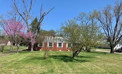 Rutherford County Single Family Home For Sale: 2601 Thurston Dr