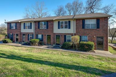 Wilson County Condo/Townhouse Under Contract - Showing: 212 Blue Ridge Dr