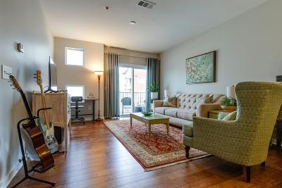 Nashville Condo/Townhouse For Sale: 1122 Litton Ave Apt 204