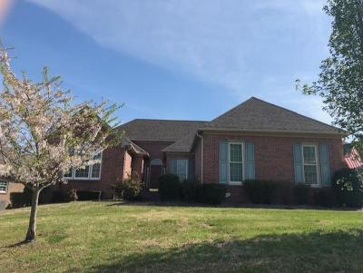 Brentwood  Single Family Home Under Contract - Showing: 5725 Chadwick Ln