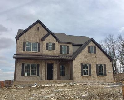 Nolensville Single Family Home Under Contract - Not Showing: 2084 Catalina Way Lot #45