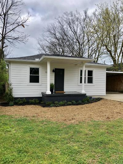Madison Single Family Home For Sale: 312 Scalf