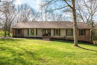 Brentwood Single Family Home Under Contract - Showing: 6413 Wildwood Dr